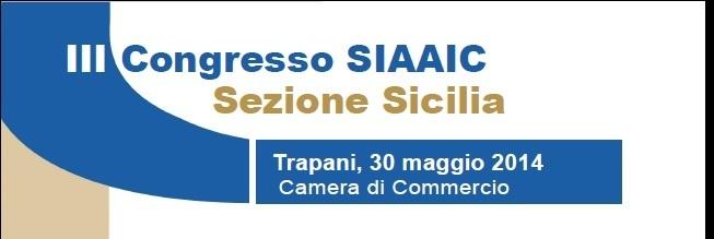 CONVEGNO SIAAIC Sicilia 2014