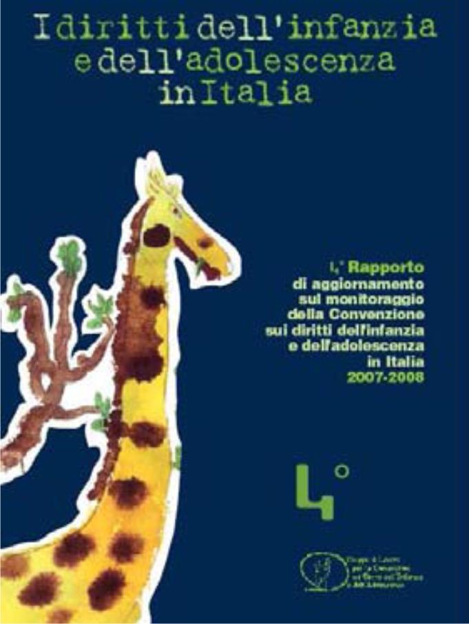 DIRITTI DELL'INFANZIA 2008